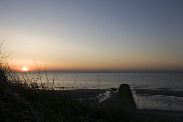 Norderney Sonnenuntergang Watt