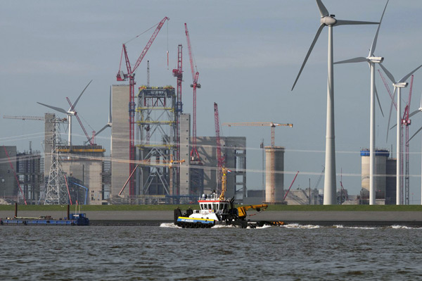 Kraftwerksbaustelle-Eemshaven_NL-2011