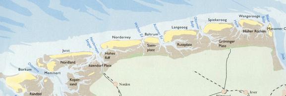 Norderney Inselkette