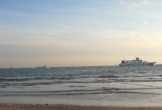 Norderney - nach Hause