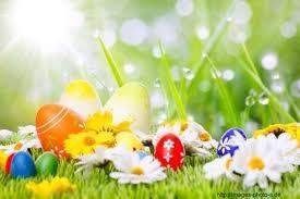 Ostern im April