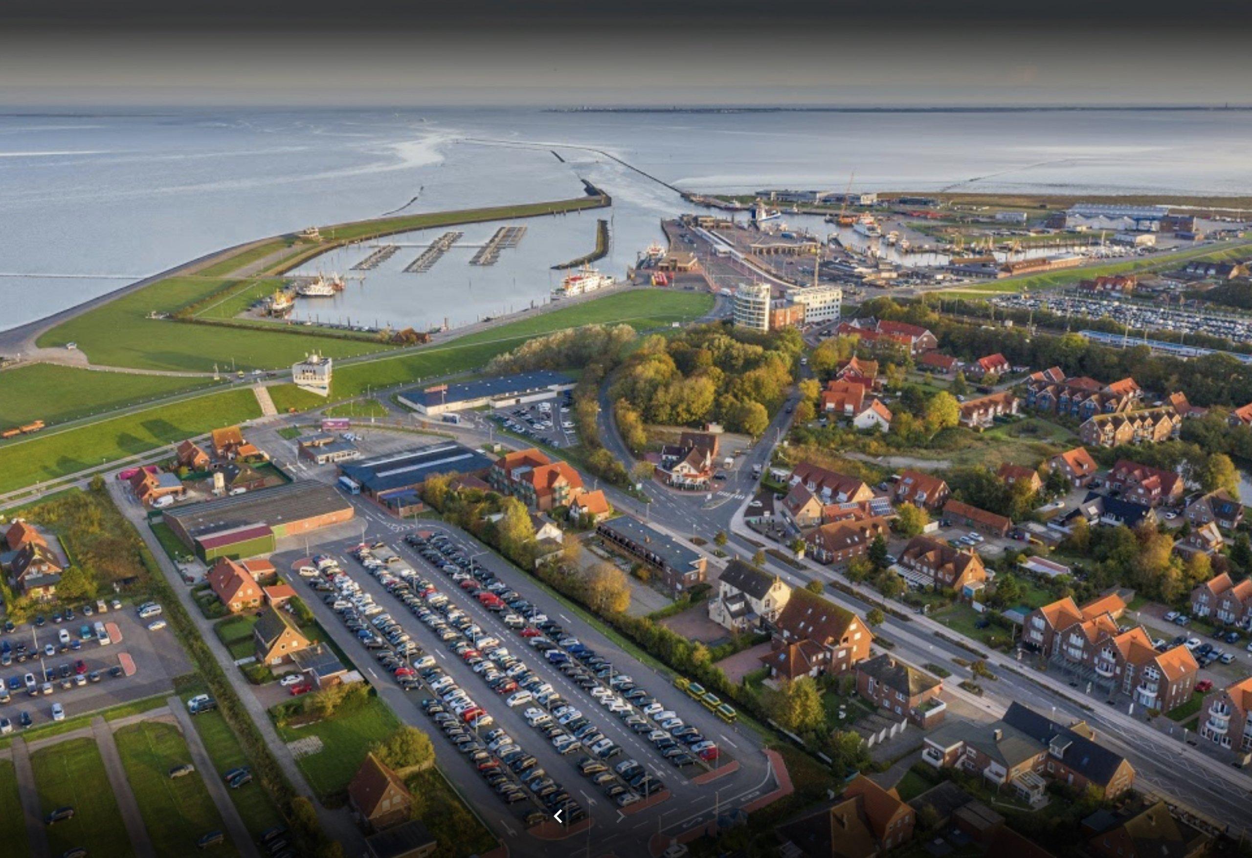 Parken Fähre Norderney