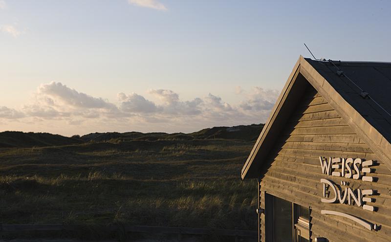 Norderney Weiße Düne