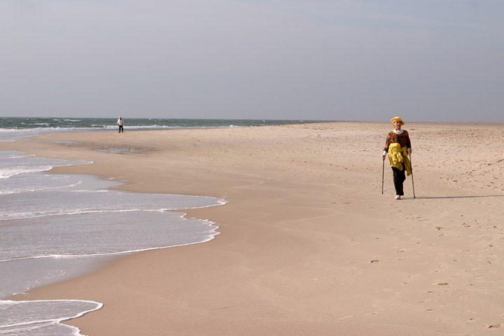 Norderney Nordic Walking