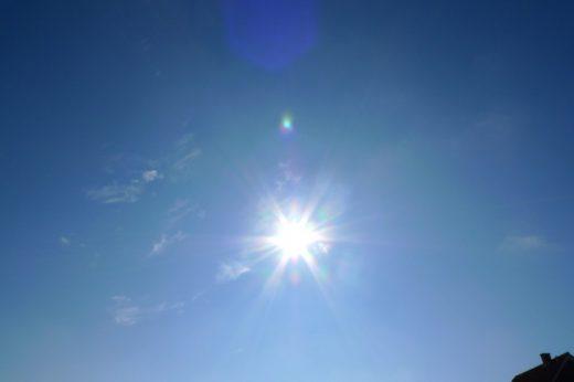 Norderney Sonne