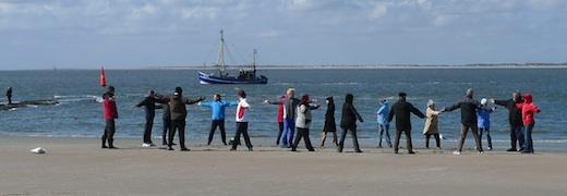 Norderney Nordicwalking
