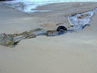 Insel Boracay - Abwasser direkt ins Meer