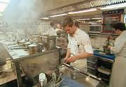 Küchenstreß