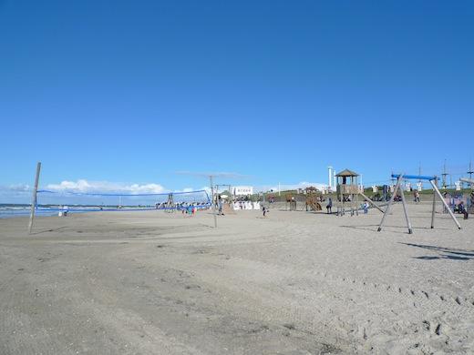 Strand am Mittwoch