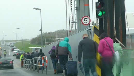 Norderney Ankunft 2