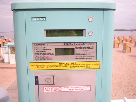 Kurtaxautomat