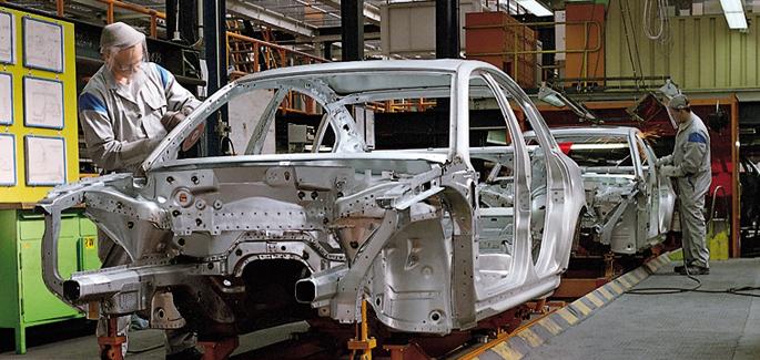 VW Emden Werksbesichtigung