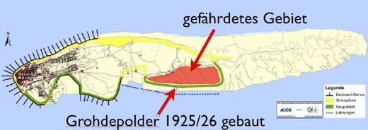 Grohdepolder Norderney