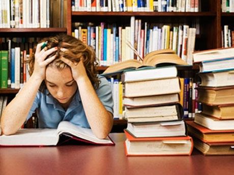 Schule Streß