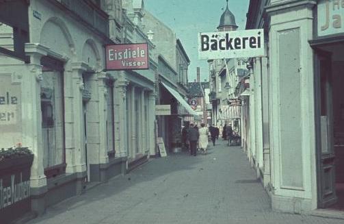 Strandstraße Norderney