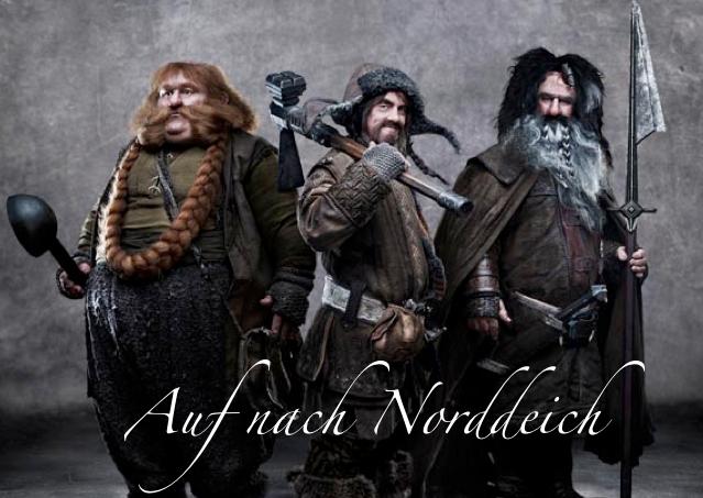 Hobbits nach Norddeich