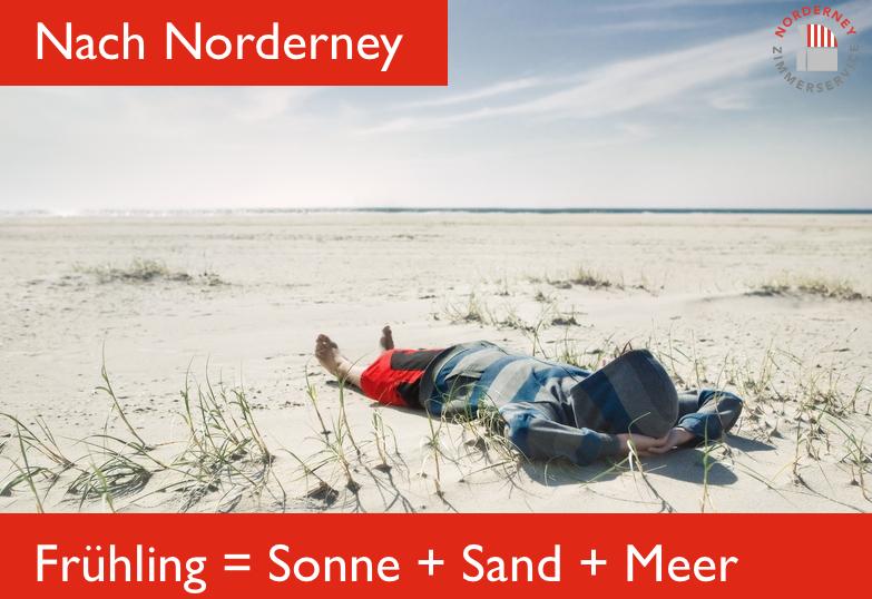Norderney im März
