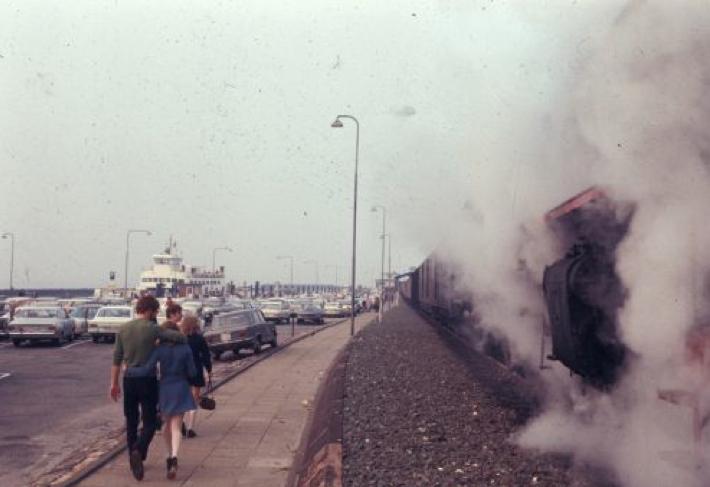 Norddeich in den 70er
