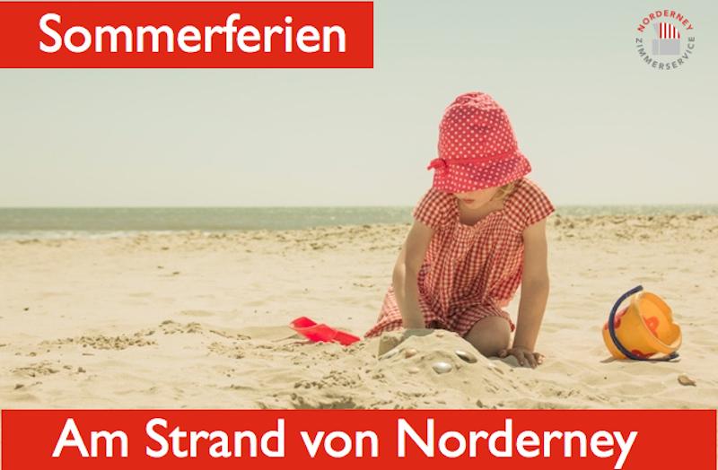 Sommerferien auf Norderney