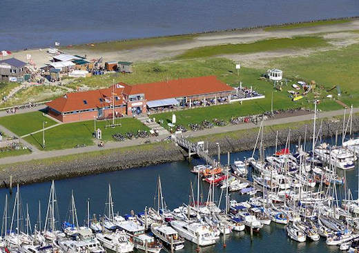 Norderney Bootshaus
