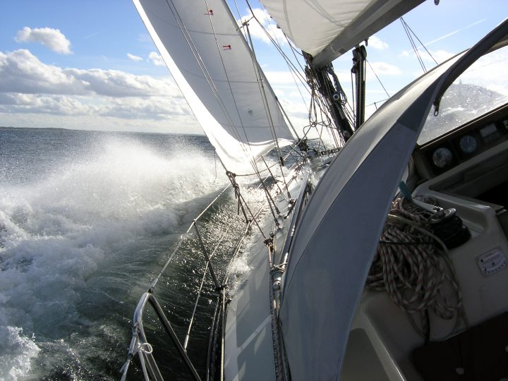 segeln norderney