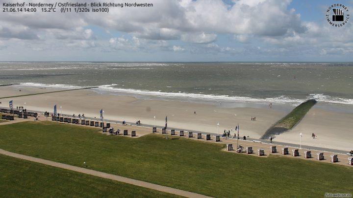 Norderney Sommeranfang 14:00 uhr