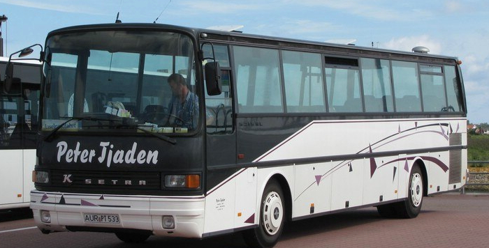Linienbus Norderney