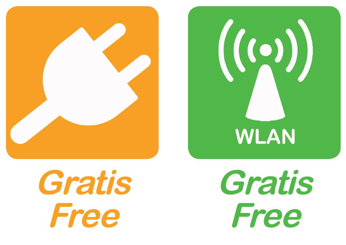 w-lan frei