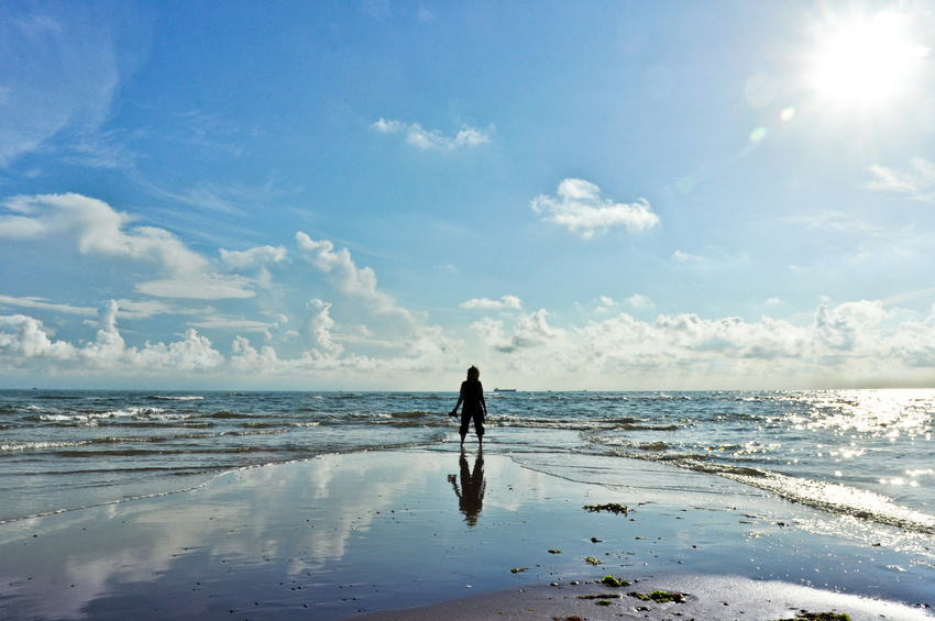 Thalasso kommt aus dem Meer