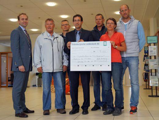 Citylauf Norderney Team