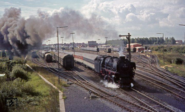 Emden Hbf Sommer 1973