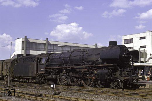 Emden Bahnhof 1974