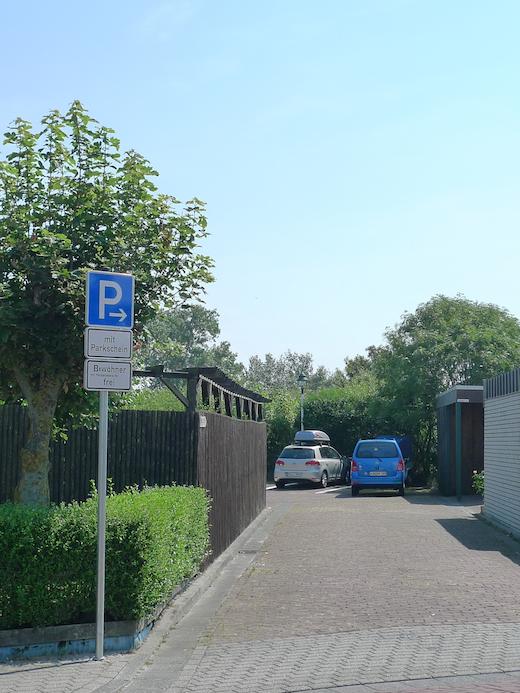 Parken Auf Norderney