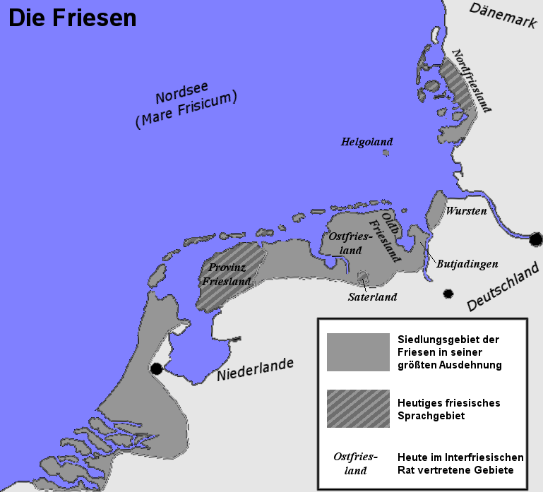 Friesland Nordsee