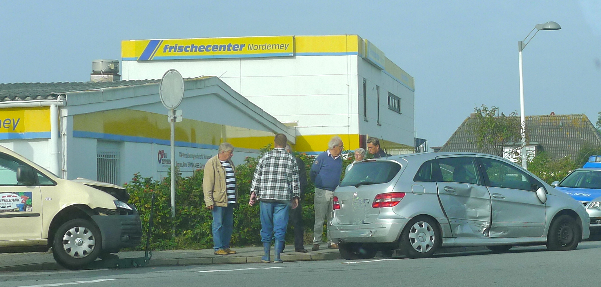 Taxi Norderney