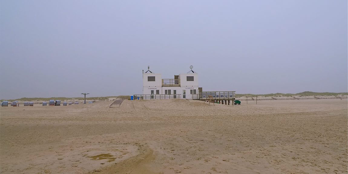 Norderney Strandsauna
