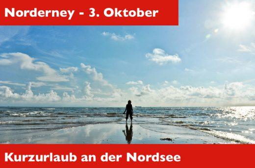 Norderney Kurzurlaub 3 Tage