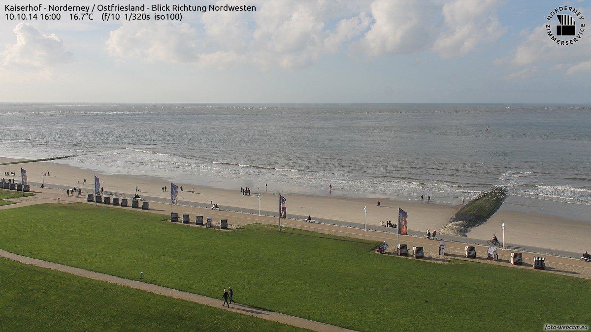 Wetter Norderney Webcam