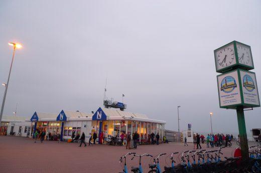 Fährhafen Norderney 19:00 Uhr