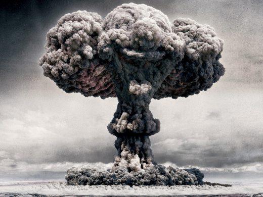 bombe geplatzt
