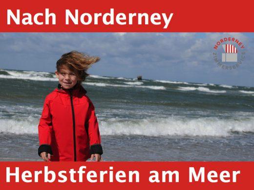 Herbstferien auf Norderney