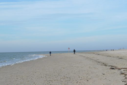 Strand von Norderney