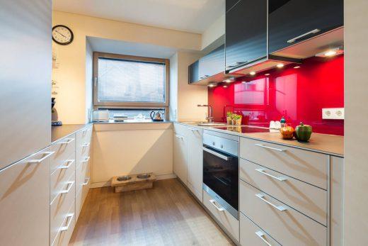 Seepferdchen 4 Norderney Bulthaupt Küche
