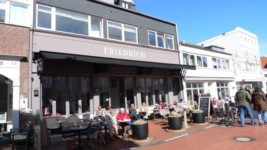 Terrasse Friedrich
