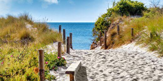Norderney Strandübergang