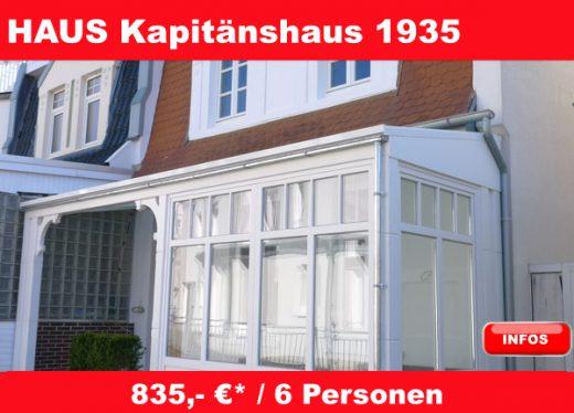 kapitänshaus 1935 norderney