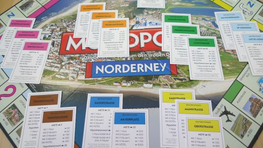 Monopoly Norderney