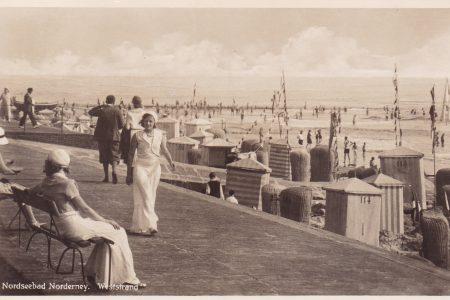 am strand 1930