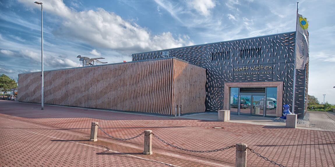 Nationalparkhaus Wattwelten Norderney