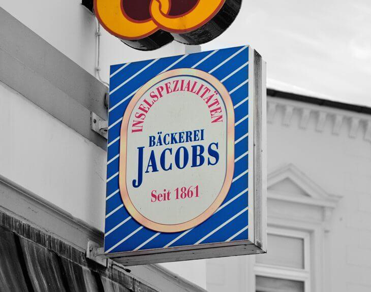 Jakobs Bäckerei Norderney Aussen